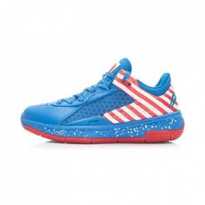 "Li Ning Wade 808 Low ""Captain America"""