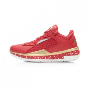 "Li Ning Wade 808 Low ""Iron Man"""