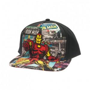 Iron Man x Li-Ning Snapback Hats