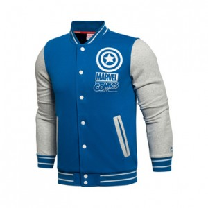 Captain America x Li-Ning Mens Sport Jacket