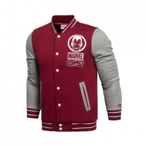 Iron Man x Li-Ning Mens Sport Jacket