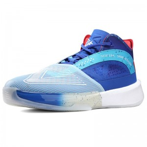PEAK-Taichi 2021 Andrew Wiggins Attitude Kansas University Basketball Shoes