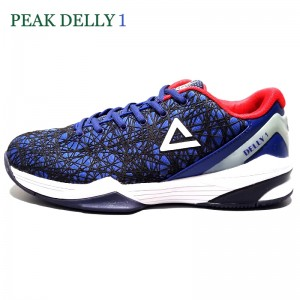 Peak Delly1 Basketball Shoes - Blue