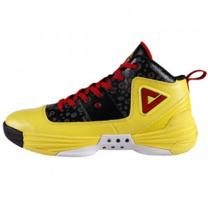 Peak Monster GH3 George Hill Basketball Shoes  Yellow/Black