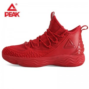 PEAK Dwight Howard DH4 Professional Basketball Shoes - Red