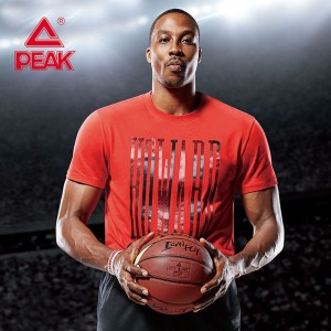 Peak Dwight Howard Men's Lifestyle T-Shirts- [F672561]