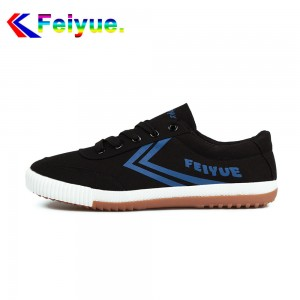 Feiyue Classic Low  Fashion Causal Shoes - Black