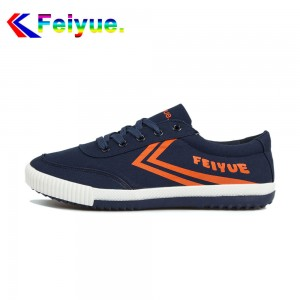 Feiyue Classic Low  Fashion Causal Shoes - Dark Blue