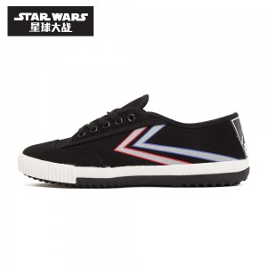 Star Wars x Feiyue Low Shoes 'Black Lightsaber'