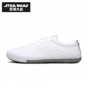 Star Wars x Feiyue Low Top Canvas Shoes 'Stormtrooper'