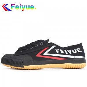 Feiyue Track & Field Unisex Classic Sports Shoes - Black