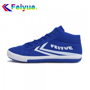 Feiyue Delta Mid  Fashion Causal Shoes - Blue/White