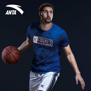"Klay Thompson 2017 KT ""Finals"" Fashion Basketball Culture Tee Shirt"