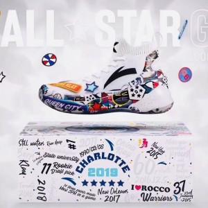 Anta 2019 Klay Thompson KT4 All Star Game