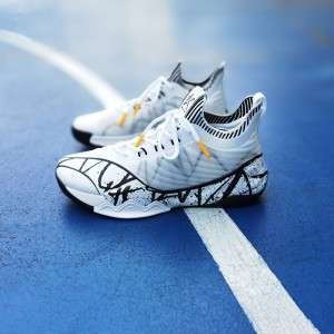 Anta 2021 KT6 Klay Thompson Low Basketball Sneakers