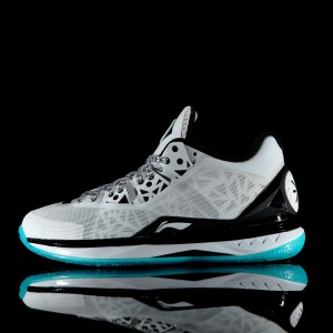 "Li-Ning WoW4 Way of Wade 4 ""White Hot Heat"""