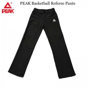 Peak 2018 Basketball Referee Pants | Peak Sponsor Referee Clothing