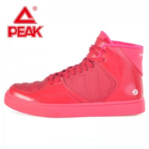PEAK Tony Parker TP High Top Lifestyle Basketball Culture Shoes