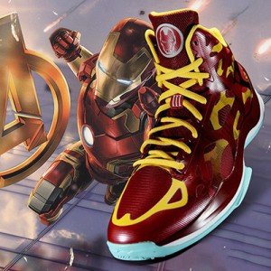 Iron Man x Li-Ning BB Sonic Lite Basketball Shoes