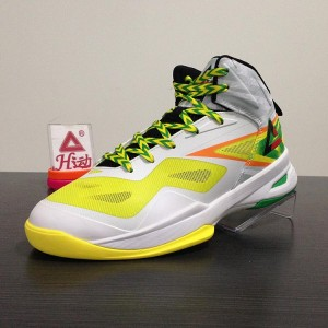 2014 FIBA Basketball World Cup Peak Soaring II Basketball Shoes - White Speed Eagle