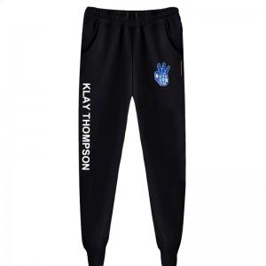 Klay Thompson NBA Men's Championship Parade Long Pants