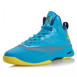Peak Soaring II-VI 3M Reflective Professional Basketball Shoes - Blue