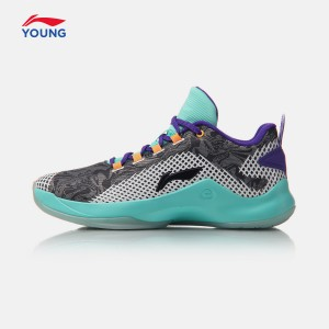 Li-Ning 2017 New Kids Speed Cushioning Basketball Shoes