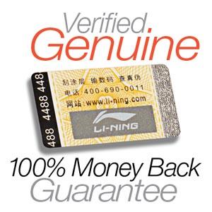 100% Authentic Guarantee