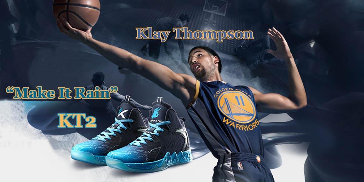 Klay Thompson Basketball Shoes