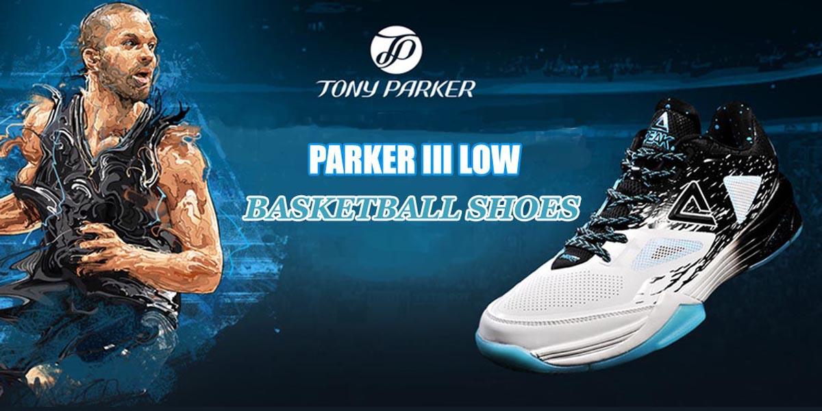 Tony Parker Basketball Shoes