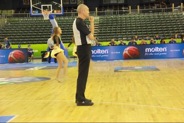 PEAK FIBA Basketball Referee Shoes