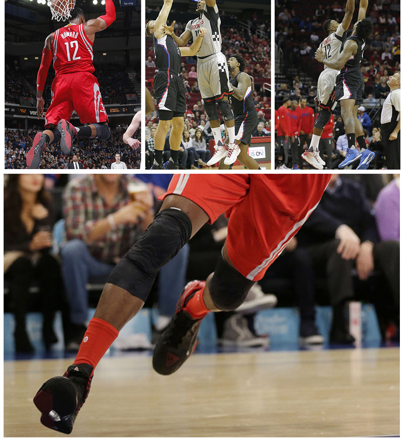 Peak Dwight Howard DH1 Basketball Shoes