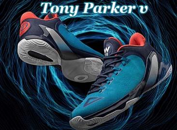 Peak Tony Parker Basketball Shoes