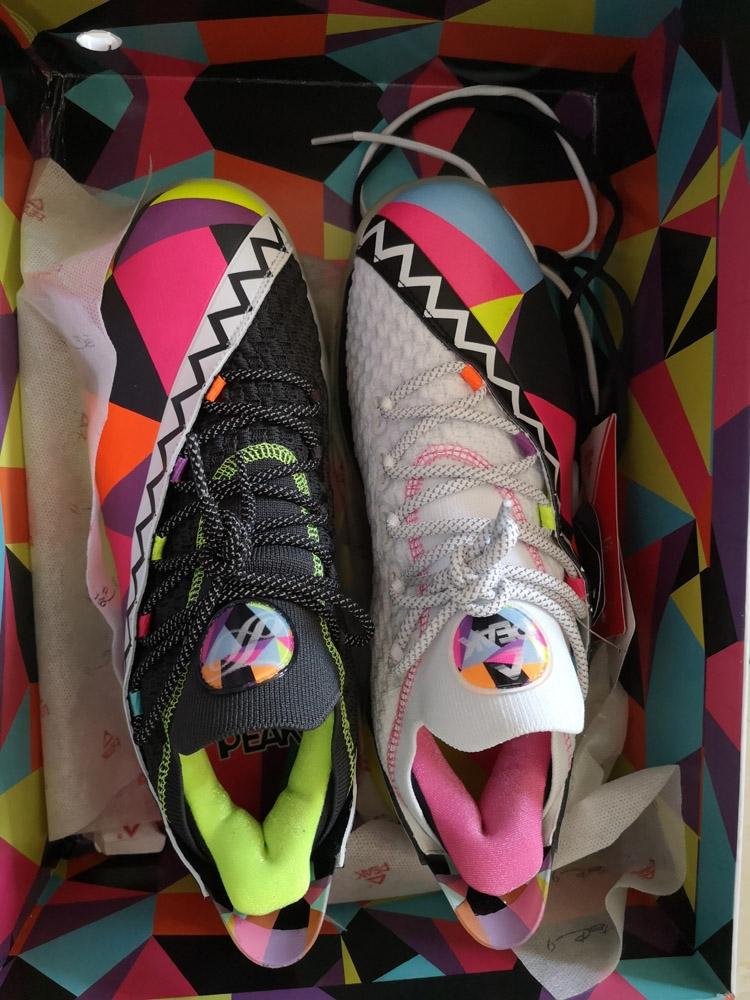 Peak 2019 Tony Parker 7 VII PEAK Taichi Basketball Shoes